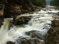 Фото водопада Пробой