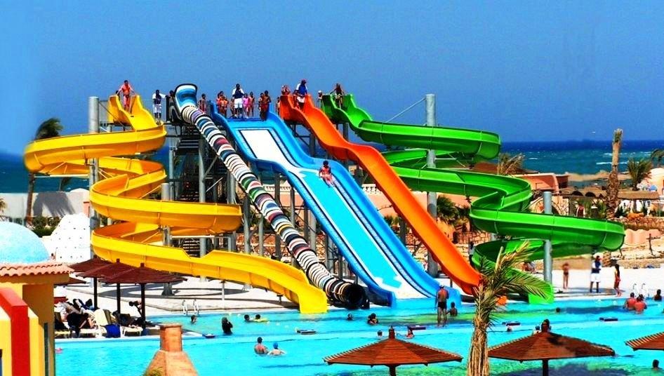Турция аквапарк