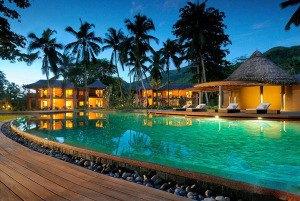 Остров Маэ на фото