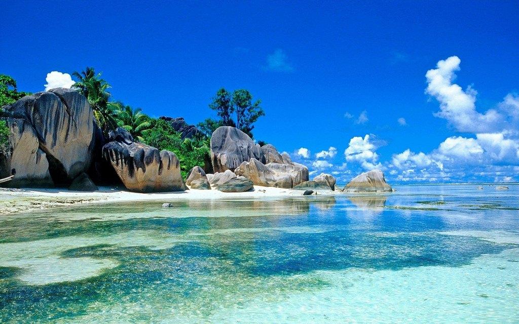 Сейшельские острова на фото