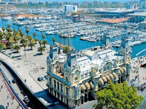 Барселона лимпийский порт