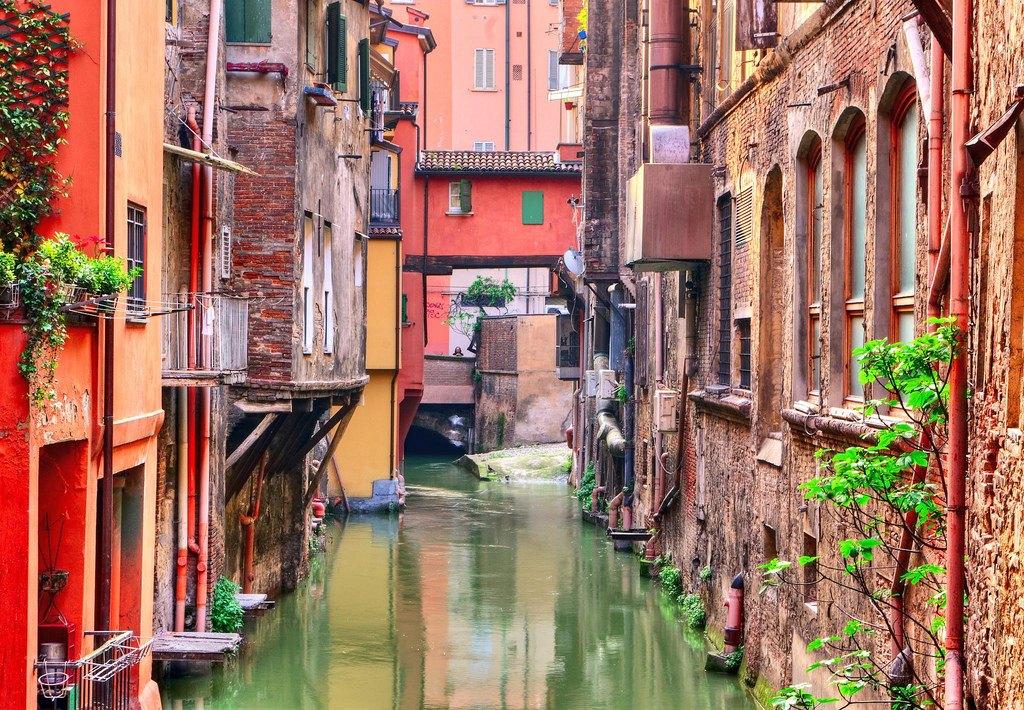 Болонья Италия на фото