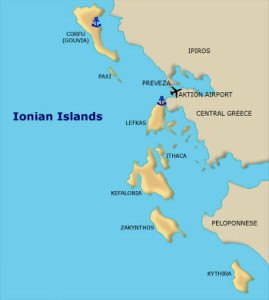 Додеканесские острова архипелага