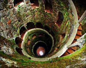 Колодец Посвящения - усадьба Кинта-да-Регалейра
