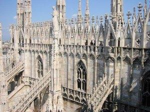 Миланский собор на фото