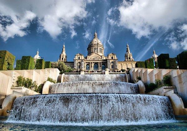 Отдых в Барселоне на фото