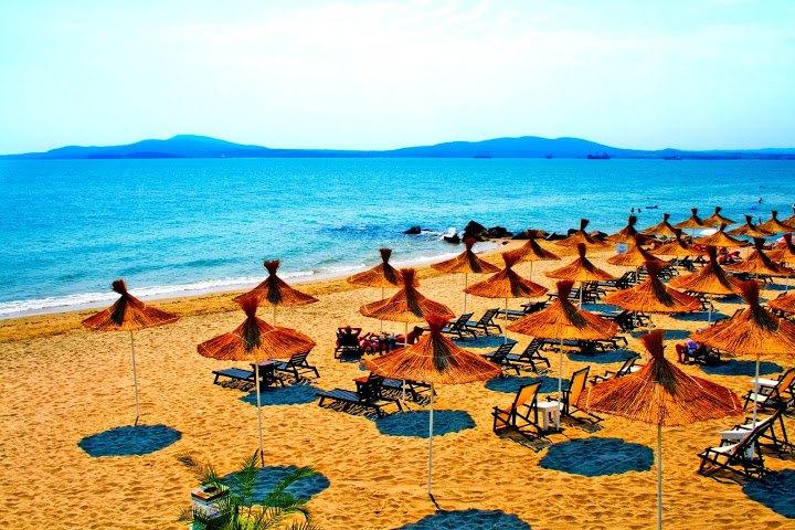 Отдых в Болгарии на фото