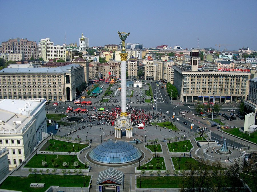 Отдых в Киеве на фото