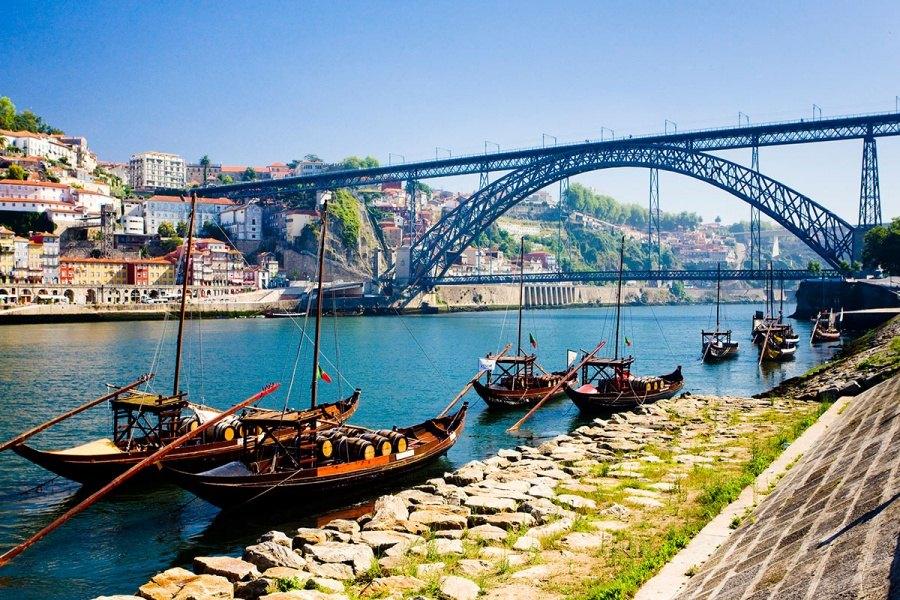Отдых в Португалии на фото
