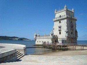 Португалия башня Белен