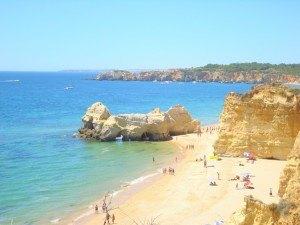 Пляж Прая-де-Роша