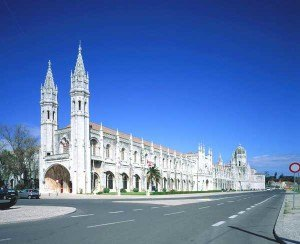 Лиссабон монастырь Жеронимуш