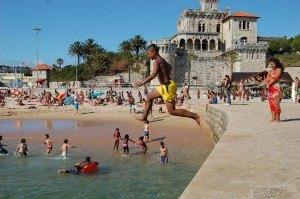 Пляжи Лиссабонской