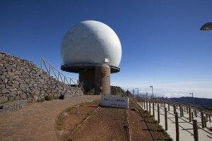 Самая высокая точка острова Пику Руйву