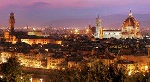 Вид со смотровой площадки Микеланджело