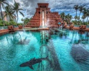 Багамские острова Atlantis