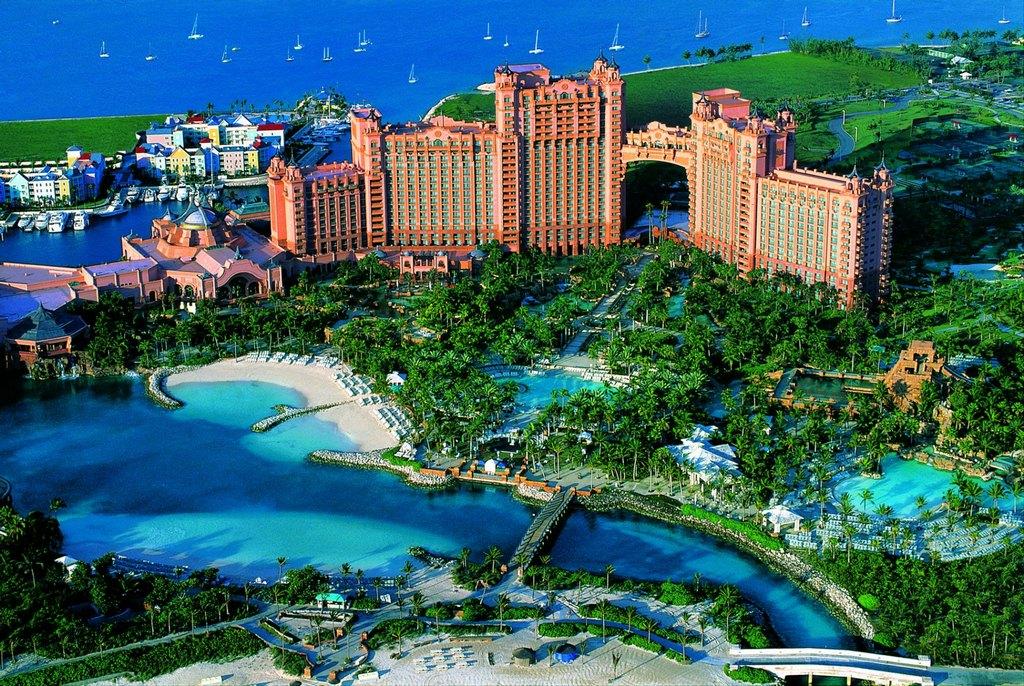 Багамские острова на фото