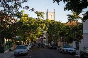 Улицы центра города