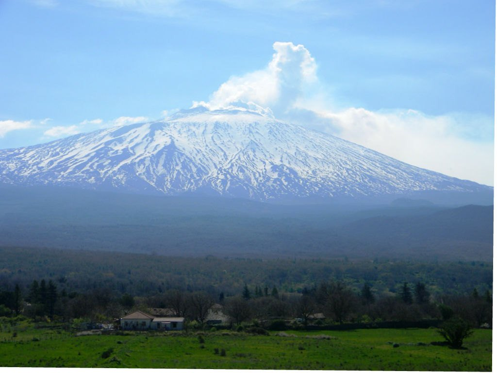 a vocanology of mountain etna Rome — scientists, tourists and a television news crew were among 10 people injured in a violent explosion thursday when magma spewing from sicily's mount etna hit snow, officials said.