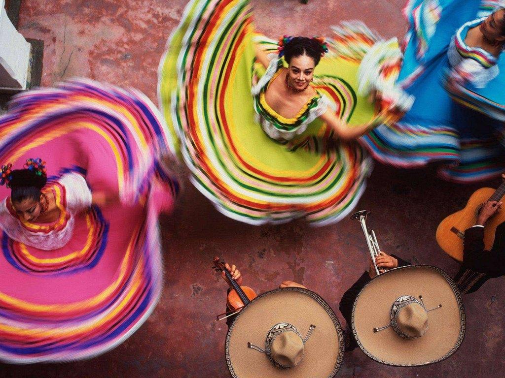 Мексика развлечения