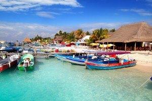 Порт Исла-Мухерес Мексика