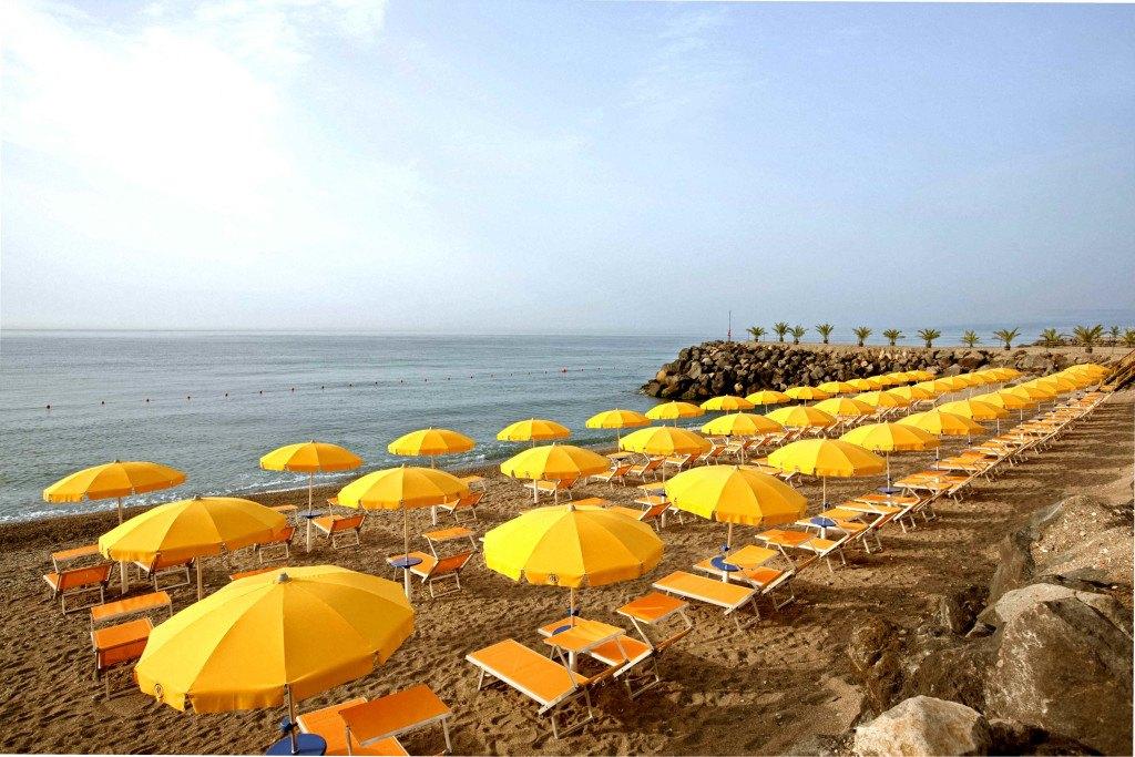 Пляжи Джордини Наксос