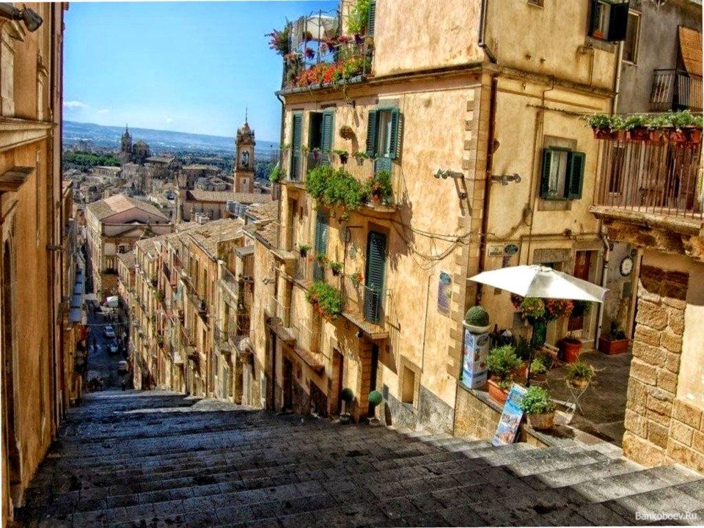 Улицы Сицилии