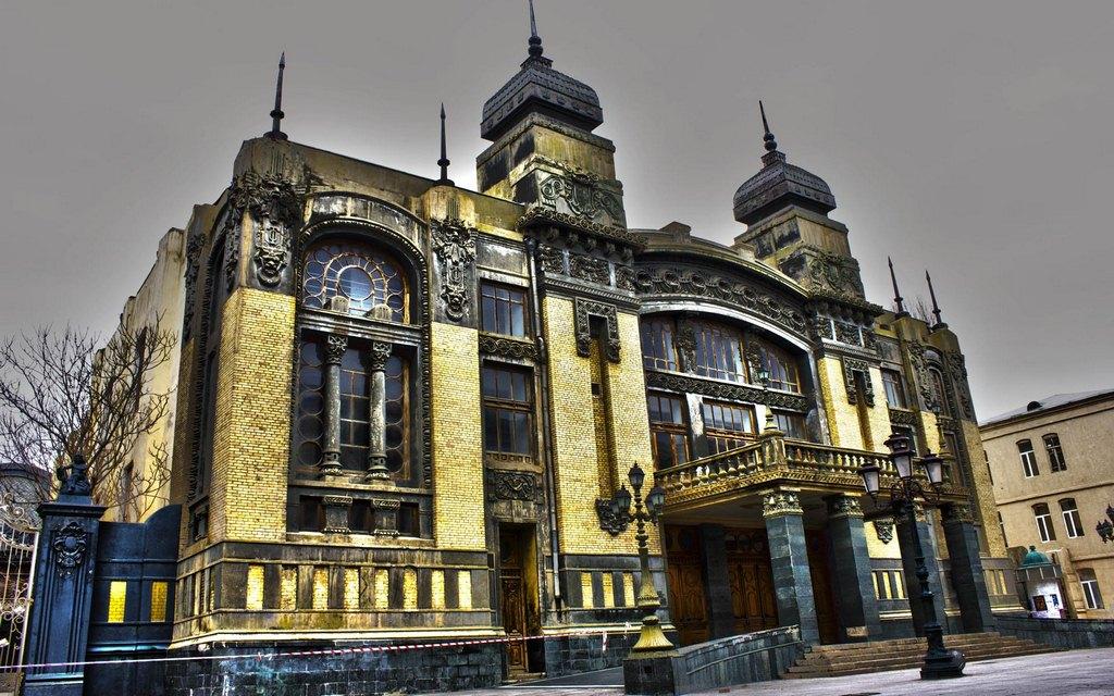 Гянджа Азербайджан