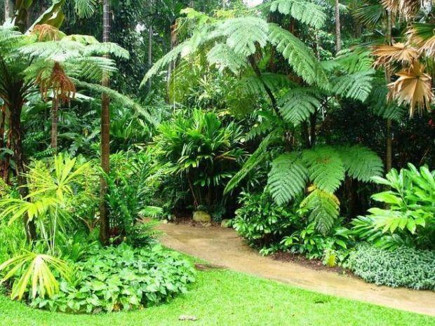 Ботанические сады Флеке