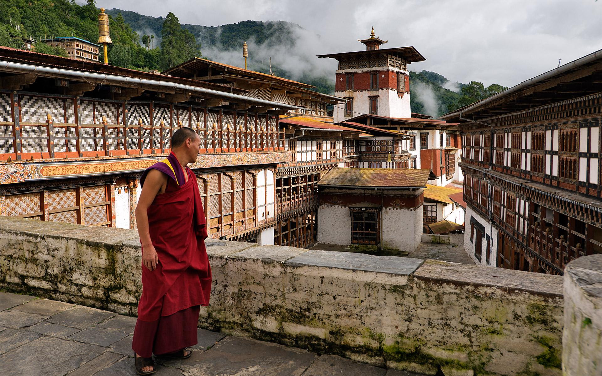 Бутан государство