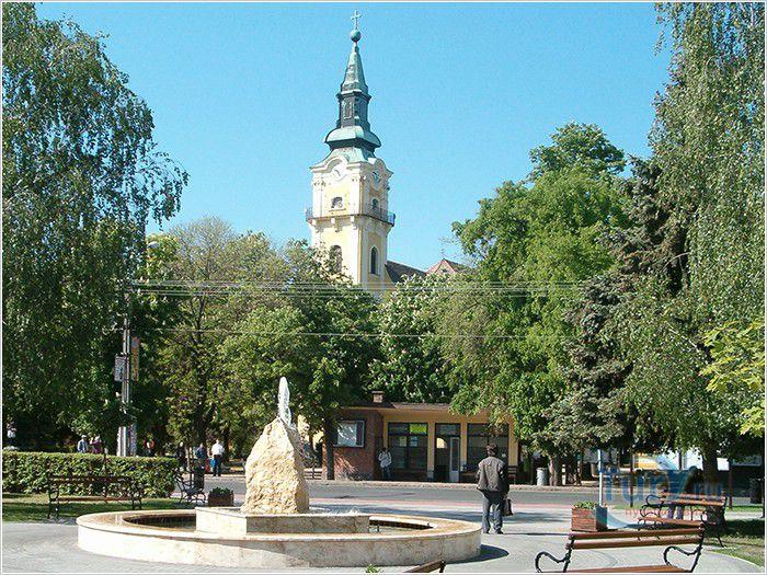 Кишкунмайша Венгрия