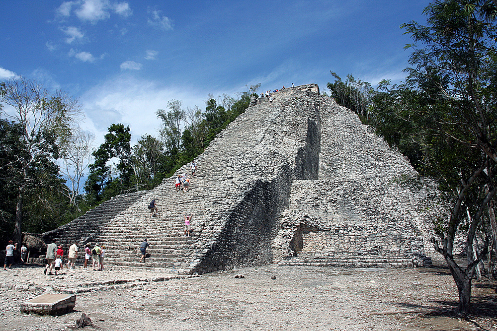 Коба Мексика