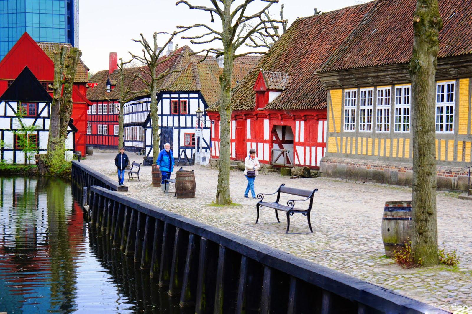 Орхус Дания