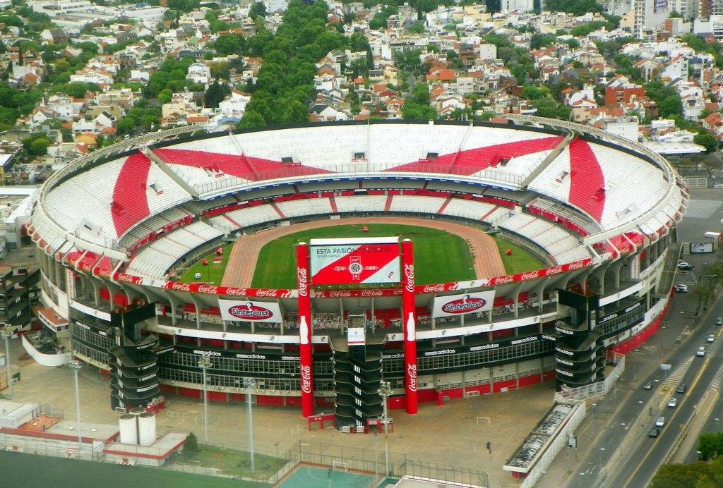 Стадионы Аргентины