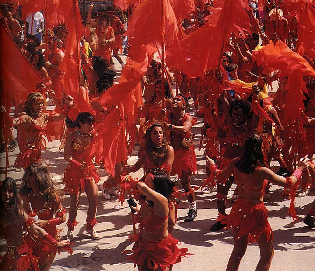 Столица Тринидад и Тобаго