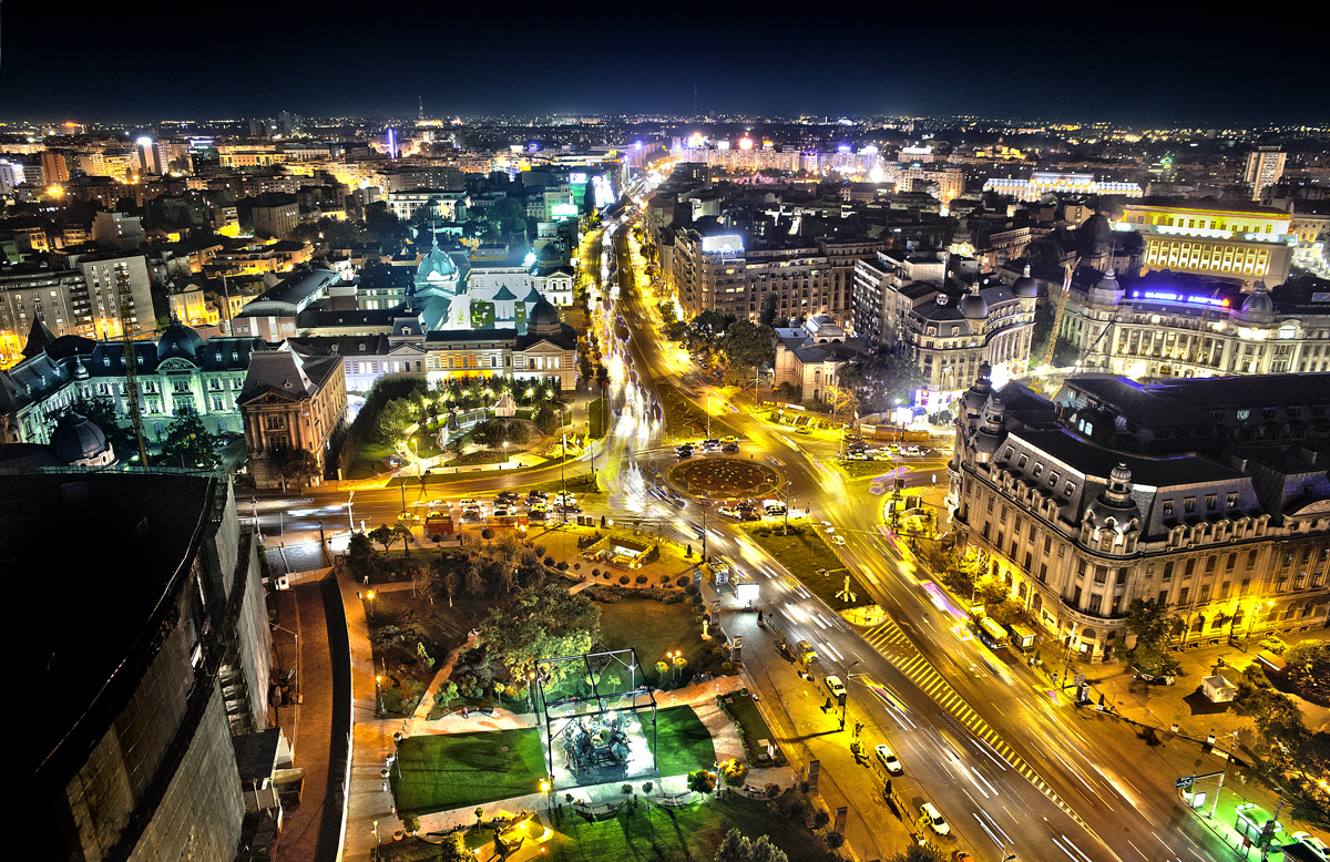 Столица Венгрии Бухарест