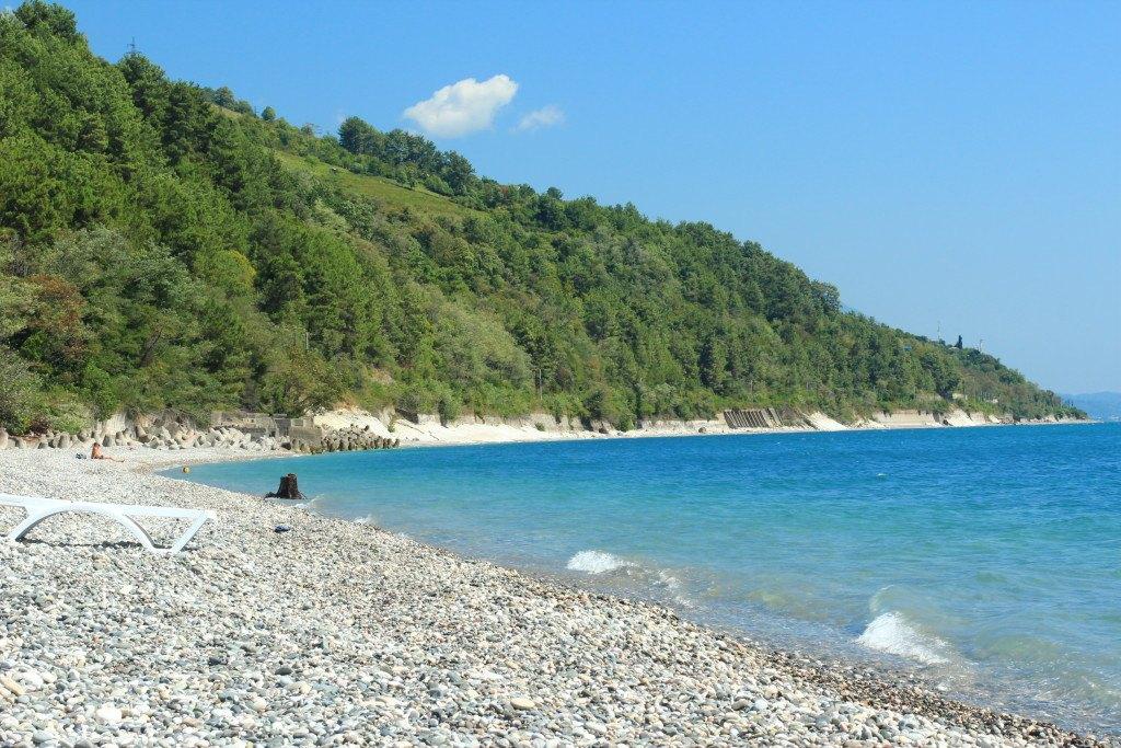 Пляж Цандрипш
