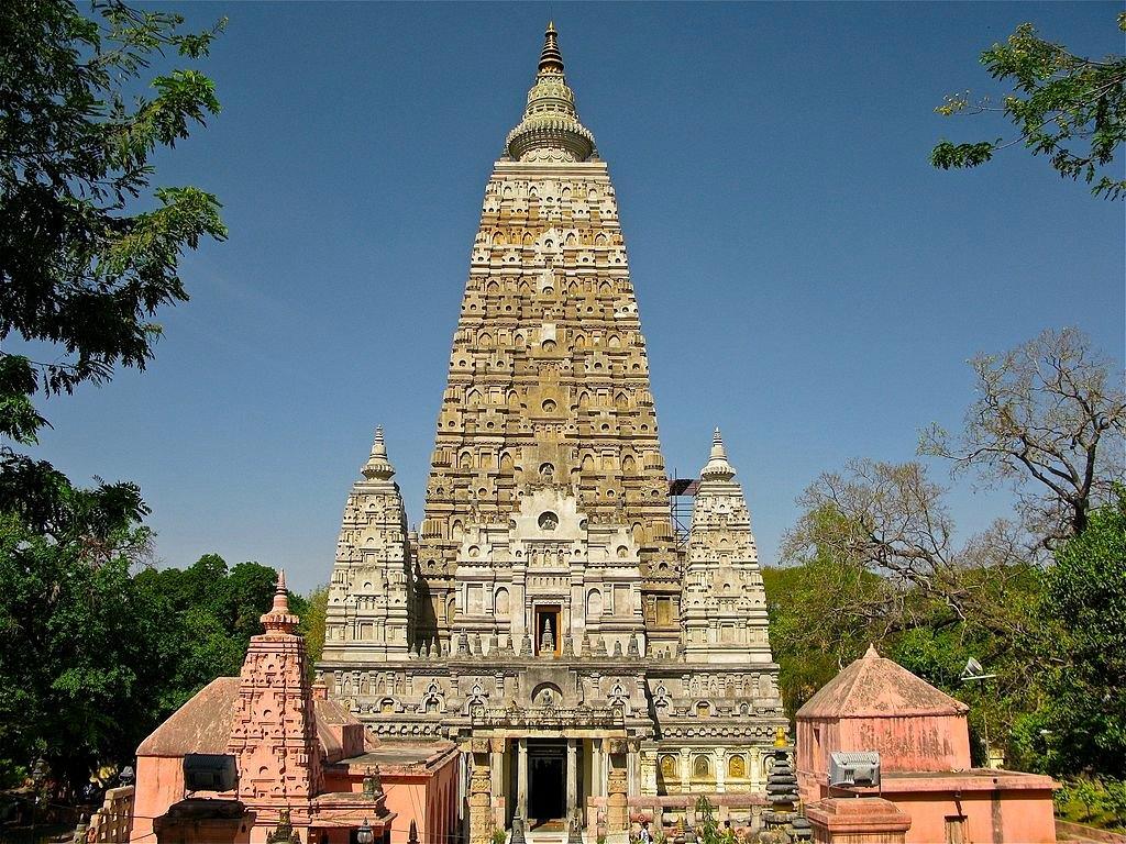 Храм Махобади