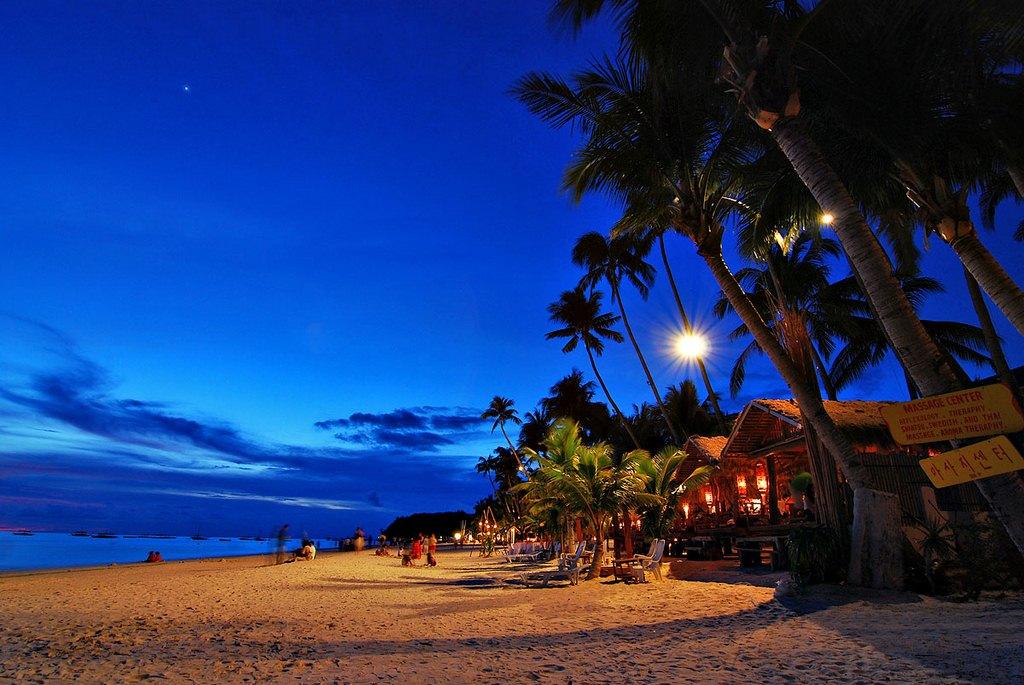 Филиппины Боракай