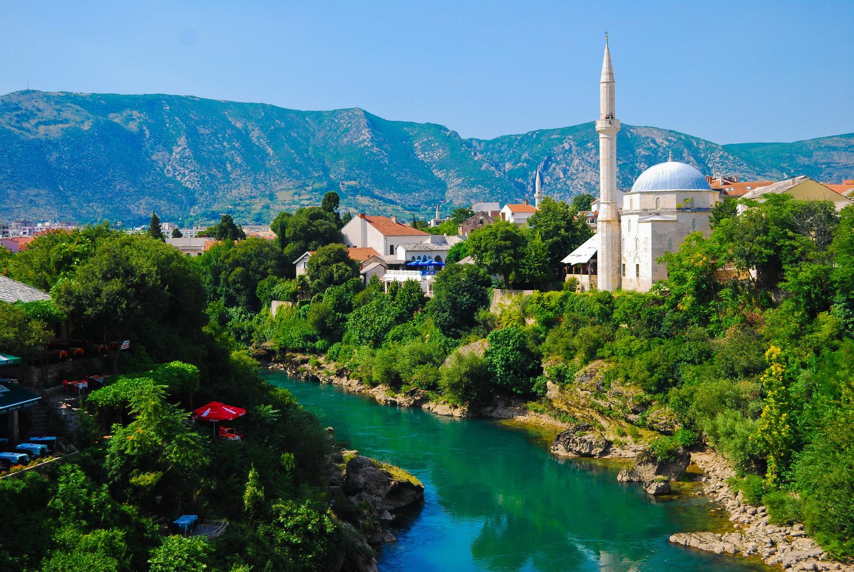 Босния и Герцеговина достопримечательности