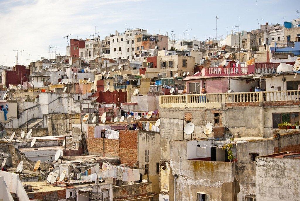дома в Касабланке