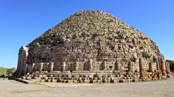 мавританский мавзолей