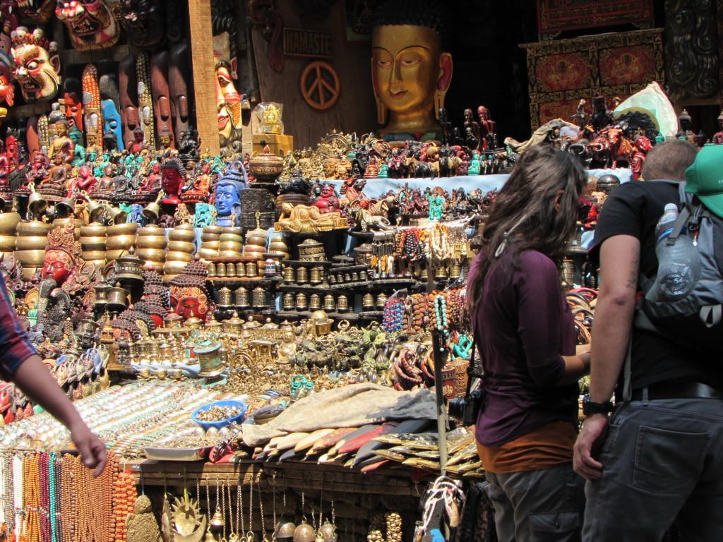 Шоппинг в Катманду