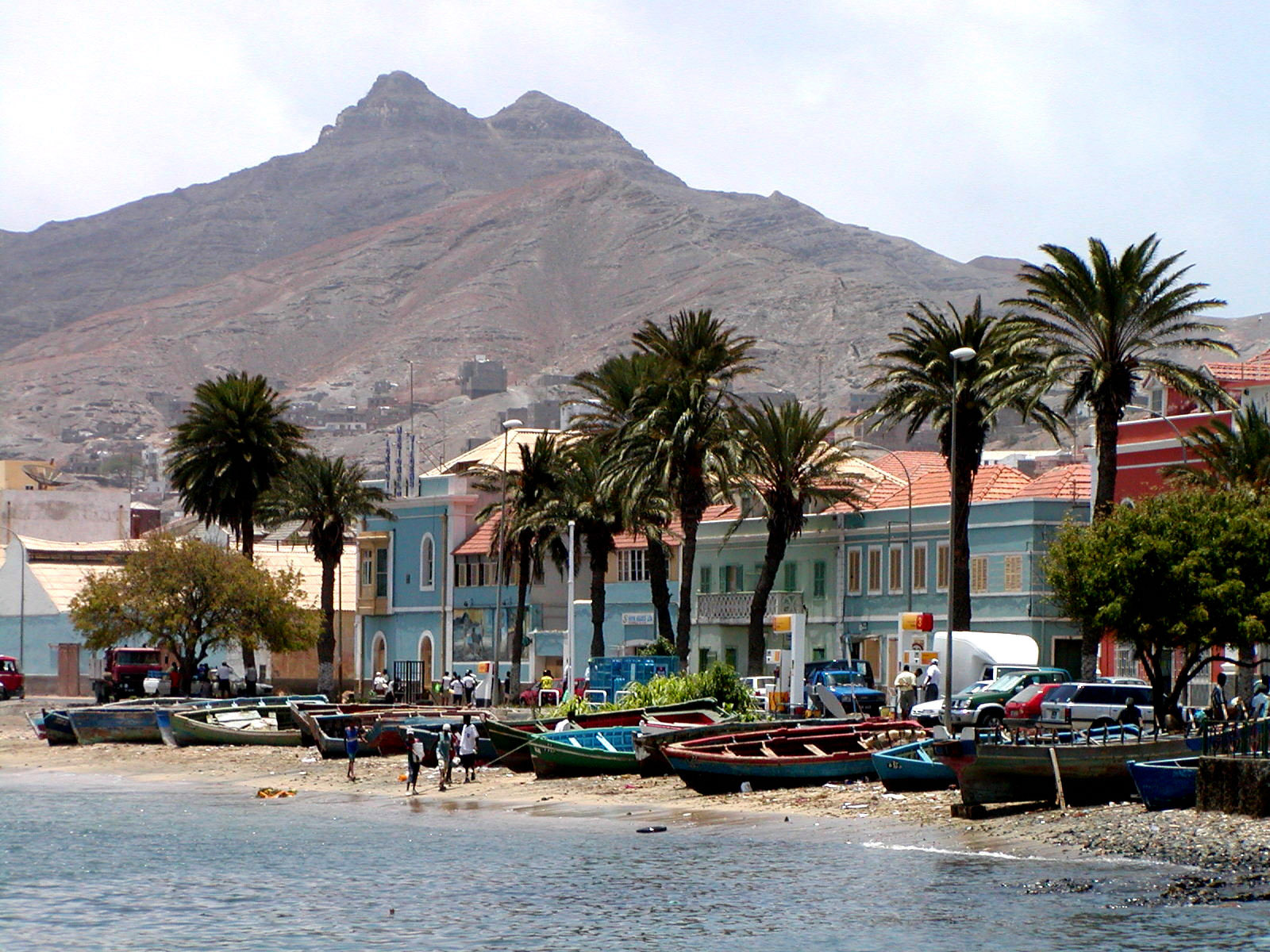 Столица Кабо Верде