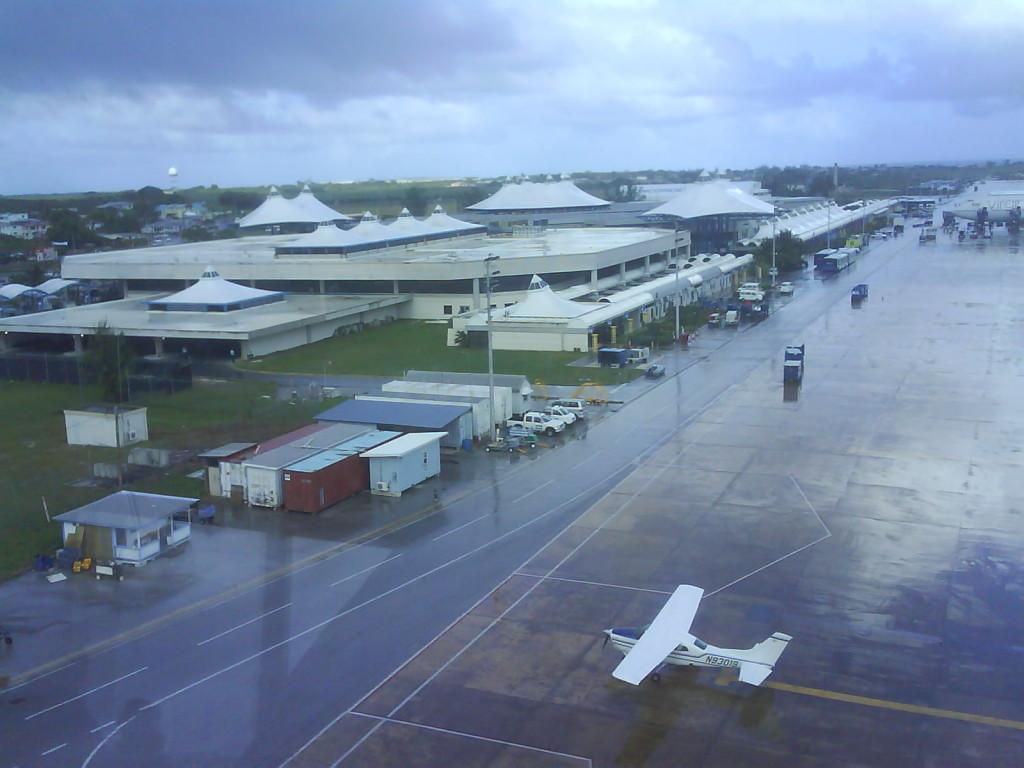 Аэродром Барбадоса