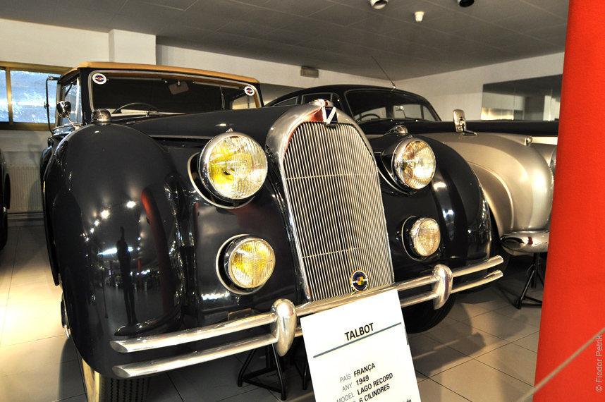 Андоррa автомобильный музей