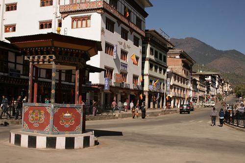 Автотранспорт Бутана