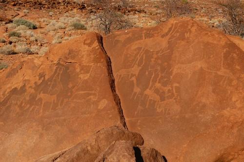 Ботсвана живопись
