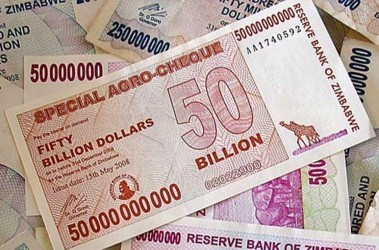 Доллар Зимбабве
