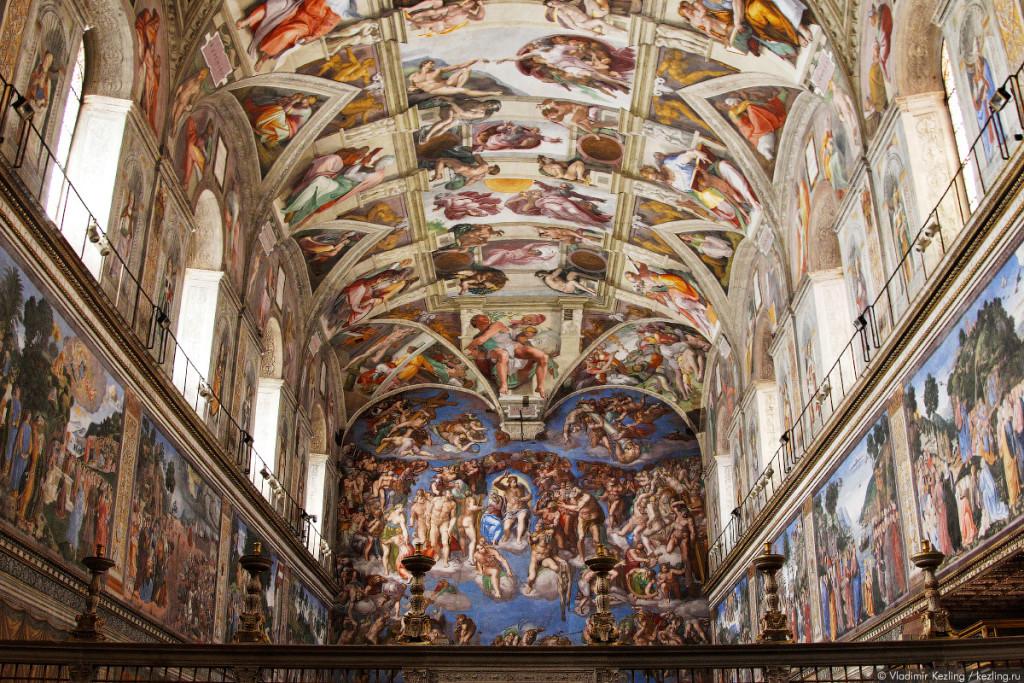 Достопримечательности Ватикан1